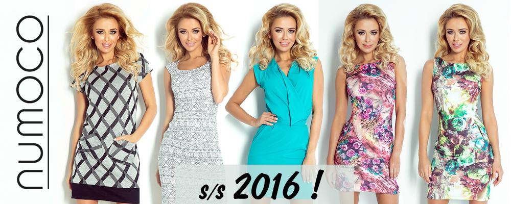 Zobacz nową kolekcję sukienek na lato od  Numoco!