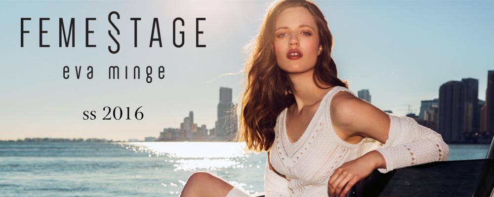 Zobacz najnowszą kolekcję Femestage Eva  Minge - sprig-summer 2016!